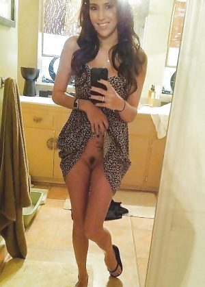 Selfie sans culotte
