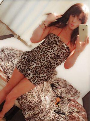 Selfie Natacha transexuelle